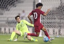 Qatar U23 v Turkmenistan U23