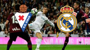 GFX Eibar Real Madrid LIVE STREAM