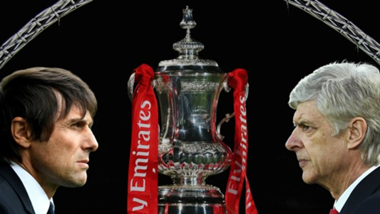 Chelsea Arsenal FA Cup