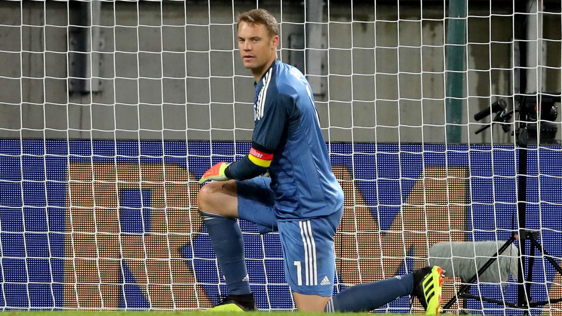 Manuel Neuer Germany Austria international friendly 2018