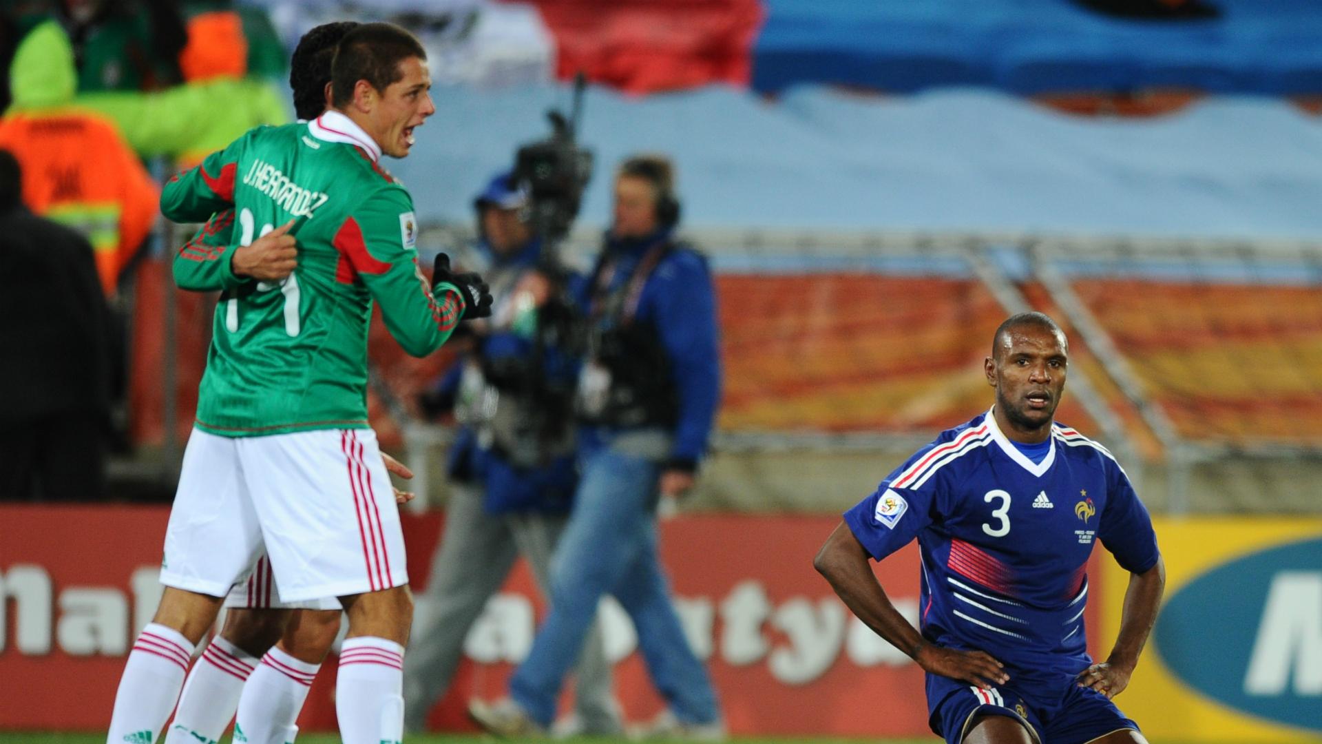 México 2010 Sudáfrica