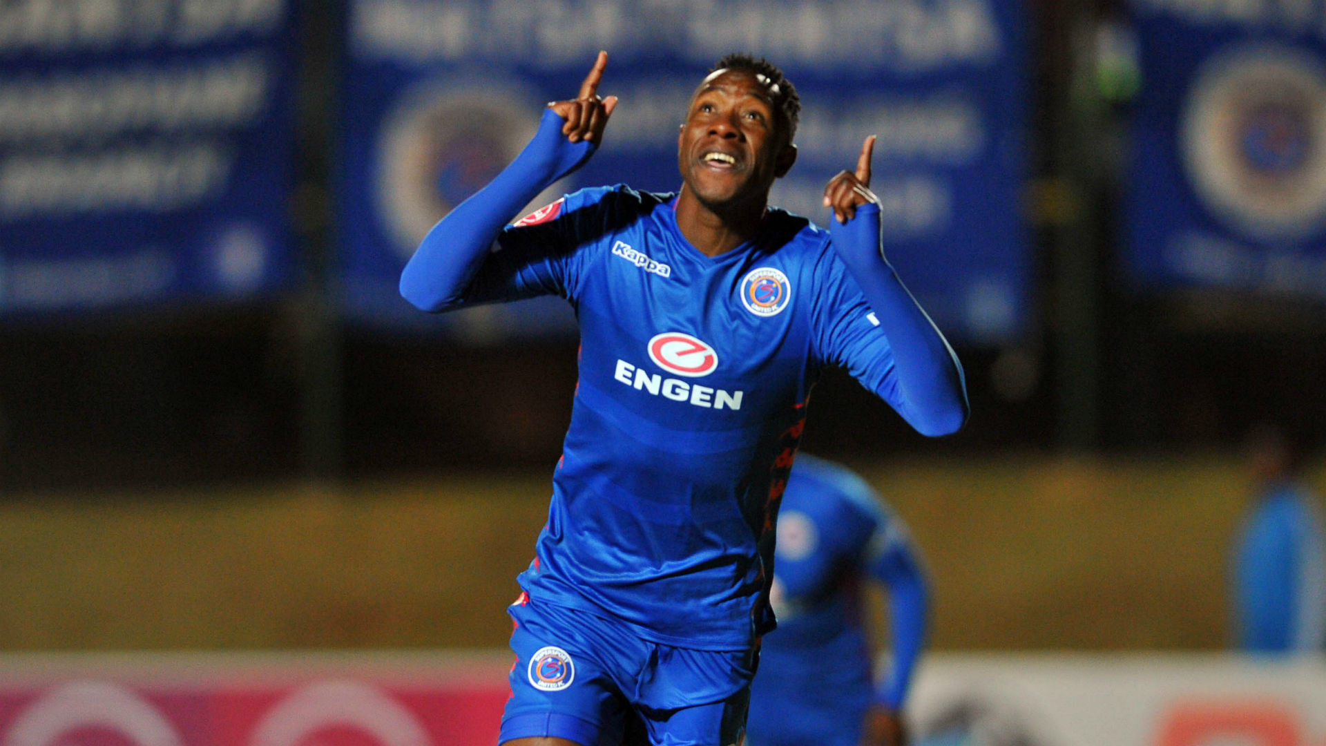 Evans Rusike, SuperSport United, August 2018