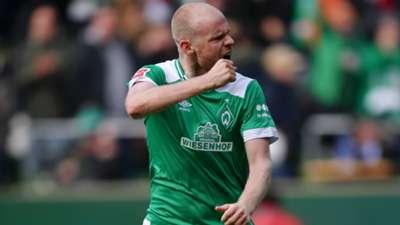 Davy Klaassen Werder Bremen SC Freiburg Bundesliga 13042019