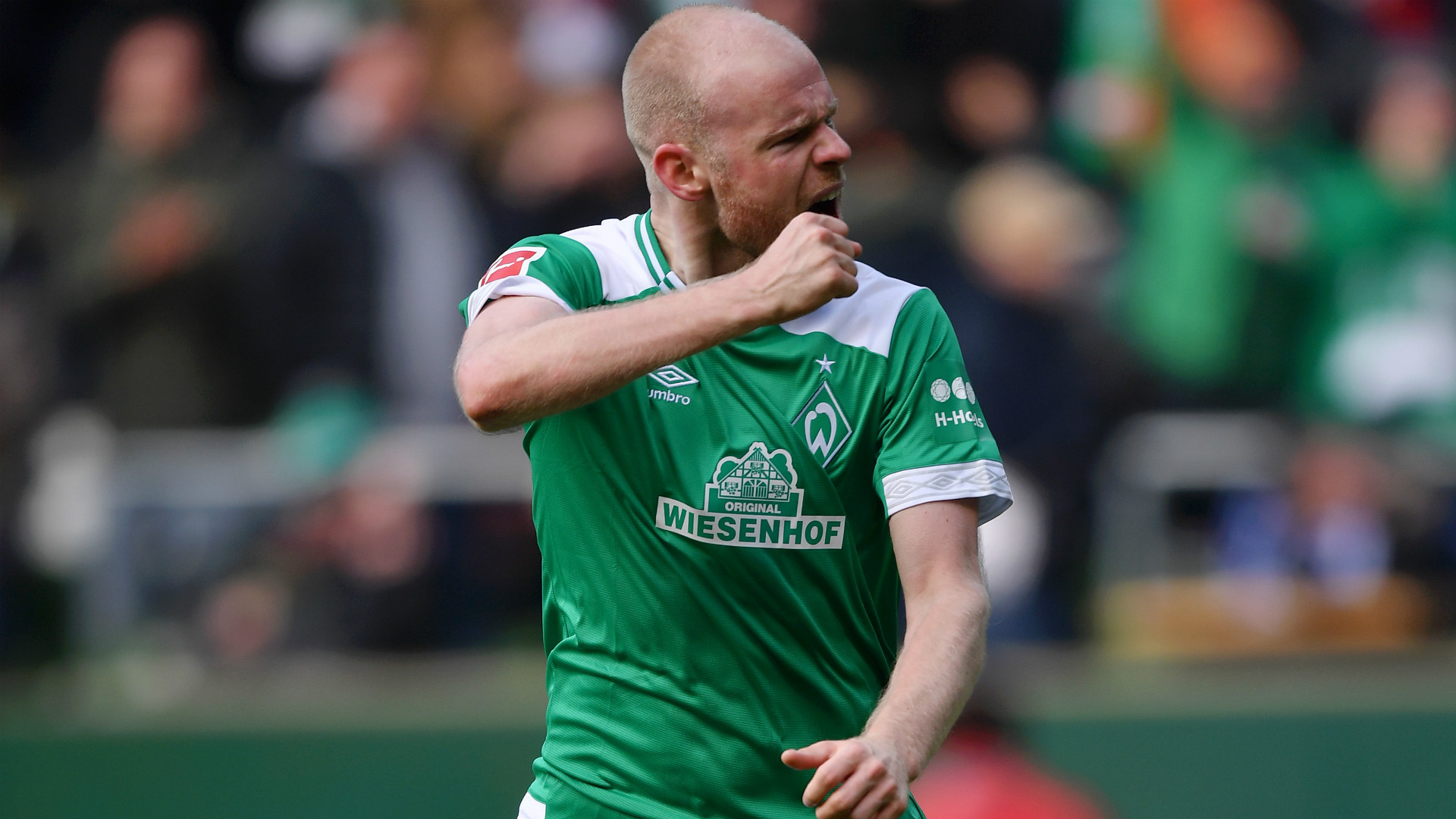 Werder Bremen Klaassen