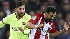Lionel Messi Barcelona Mikel Balenziaga Athletic