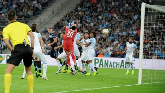 Wallace Olympique Marseille Lazio Europa League