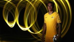 Tim Cahill Socceroos 2018