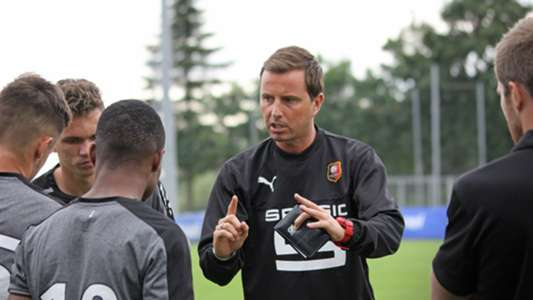 Rennes CFA - Julien Stéphan