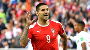 Aleksandar Mitrovic Serbia Switzerland World Cup 2018