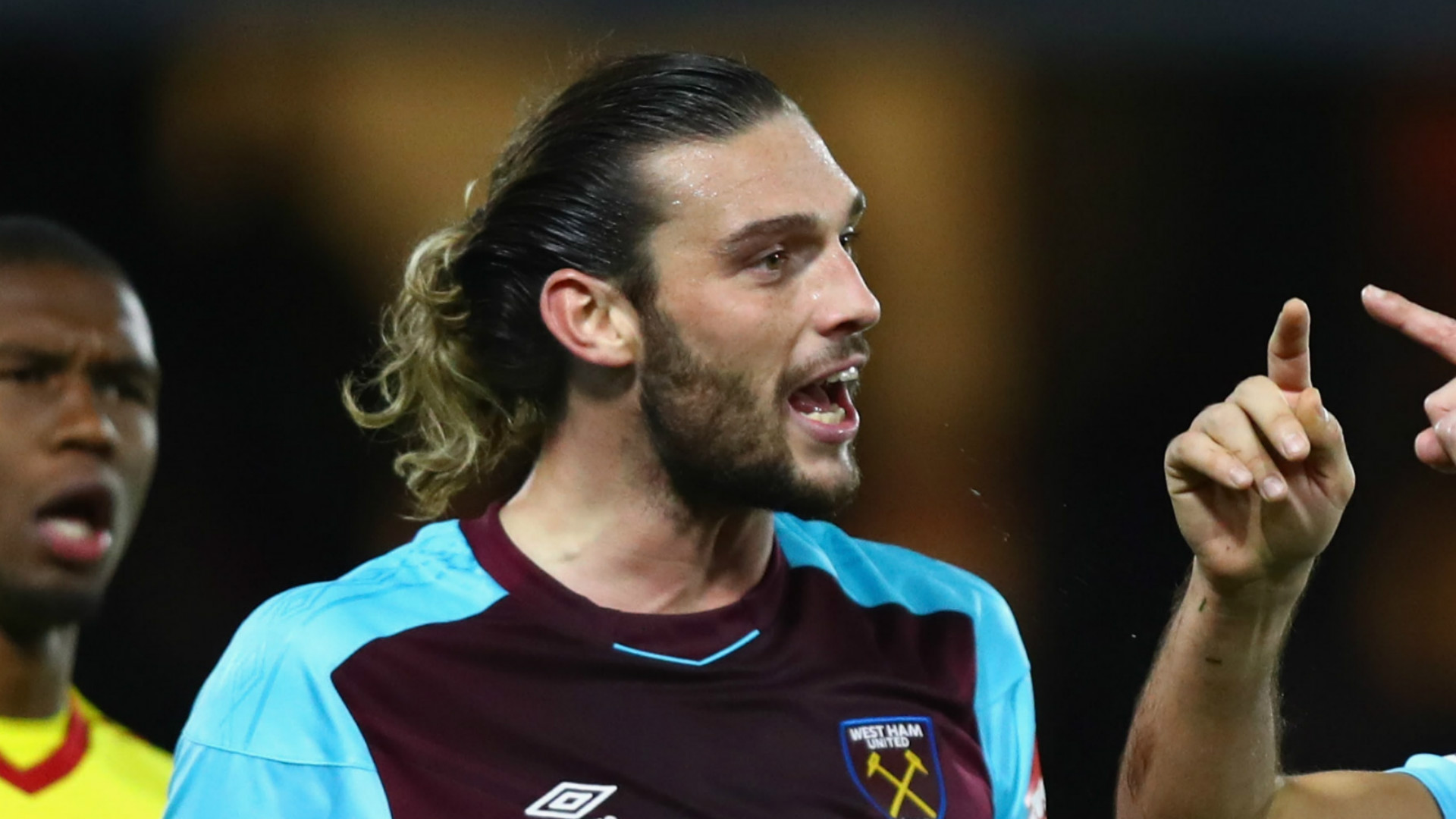 Andy Carroll West Ham