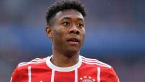 David Alaba FC Bayern 10032018