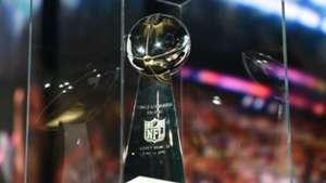 Vince Lombardi Trophy NFL Super Bowl LI
