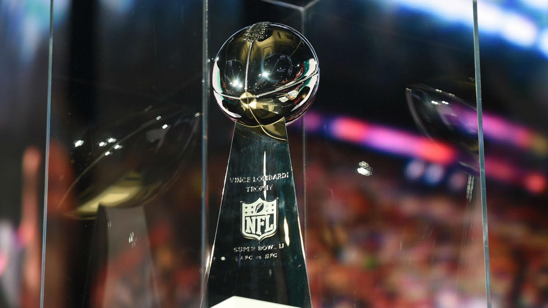 Super Bowl Pokal