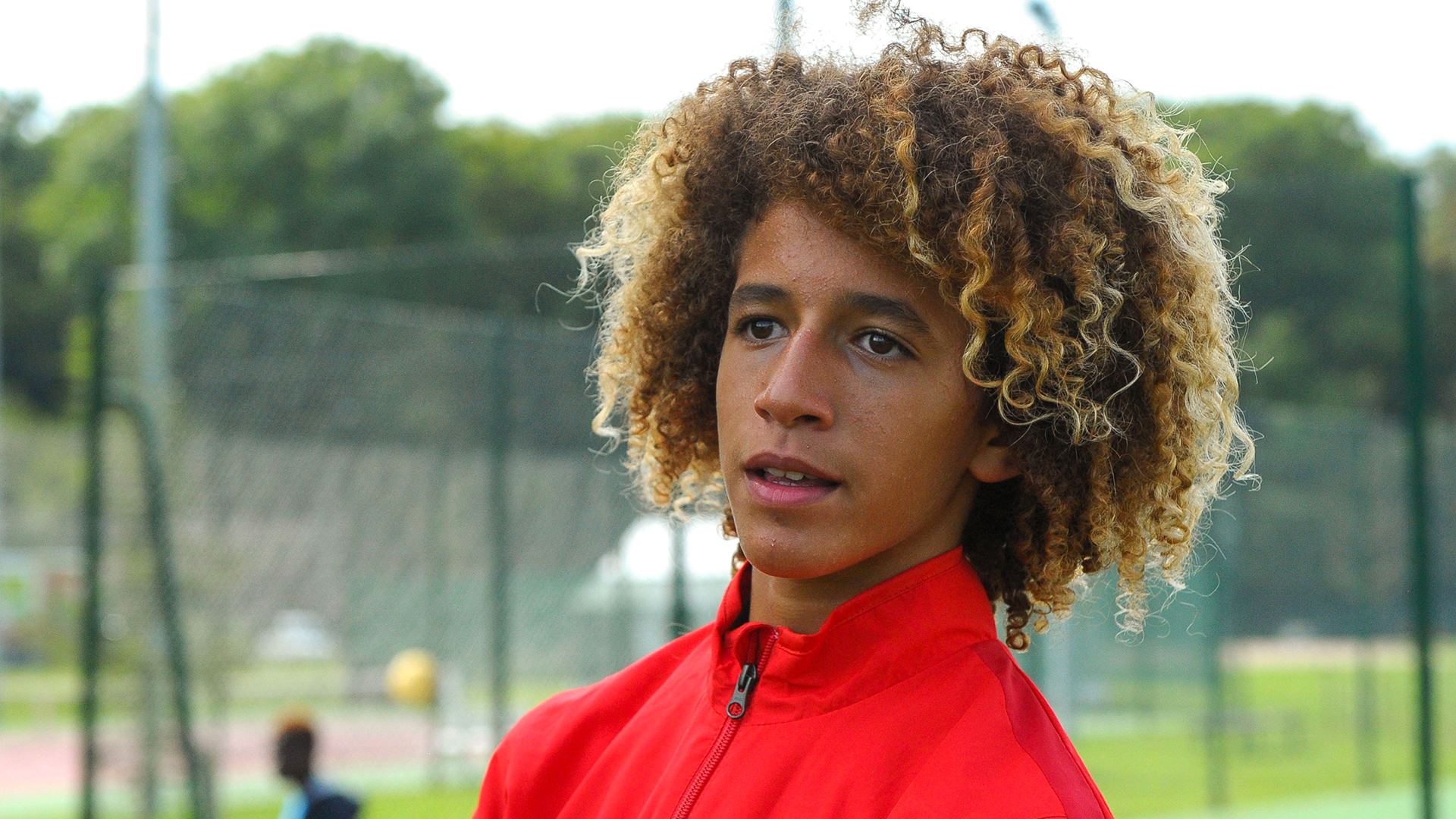 Manchester United sign highly-rated teenager Hannibal Mejbri from AS Monaco