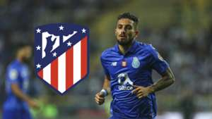 Telles Atletico Madrid