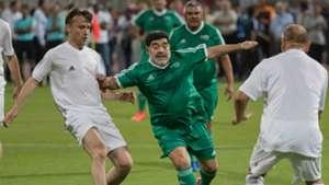 Diego Maradona Congreso FIFA 10052017