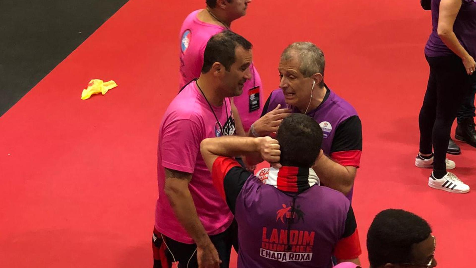 Ricardo Lomba Flamengo eleição 08 12 18