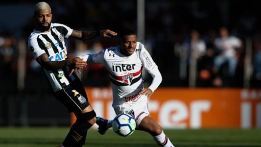 Reinaldo e Gabriel - São Paulo x Santos - 05/2018