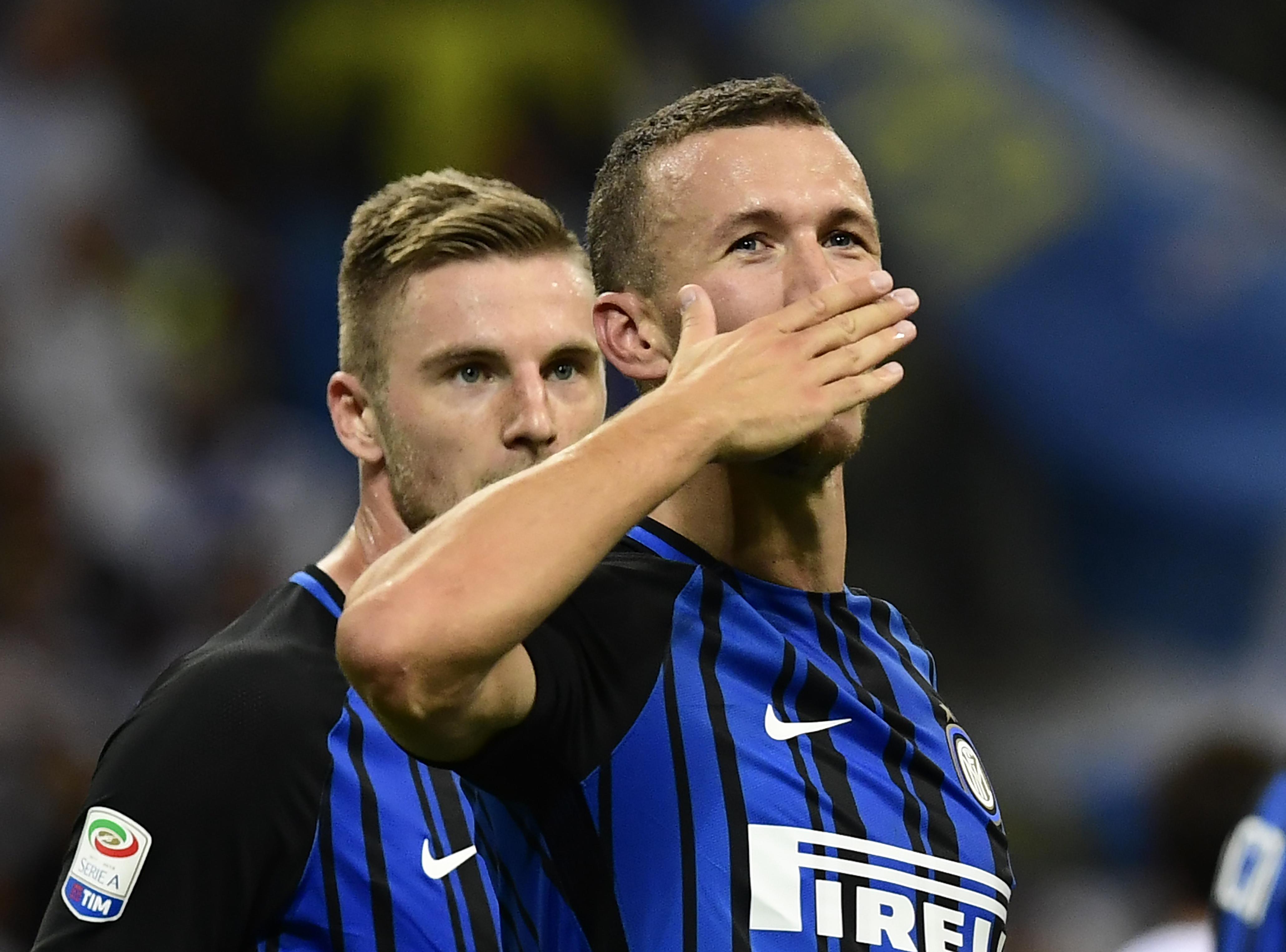 Ivan Perisic Inter Serie a