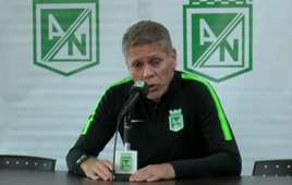 Pablo Autuori DT Atlético Nacional