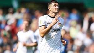 Lucas Alario Bayer Leverkusen Pforzheim 08/18