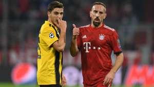 Franck Ribery FC Bayern München Champions League 07112018