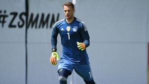 Manuel Neuer Germany 2018