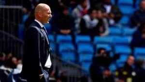 Zinedine Zidane Real Madrid Eibar LaLiga 06042019