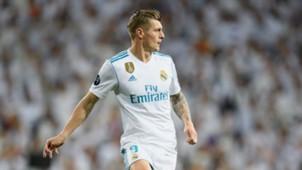 Toni Kroos Real Madrid Mai 2018