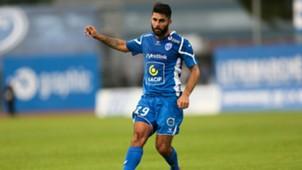 Jimmy Roye Niort Ligue 2