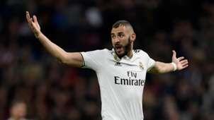 Karim Benzema Real Madrid 01122018
