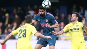 Diego Costa Atletico Madrid Villarreal 18032018