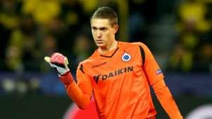 Ethan Horvath Club Brugge 11282019