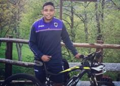 Luis Fernando Muriel en Bici