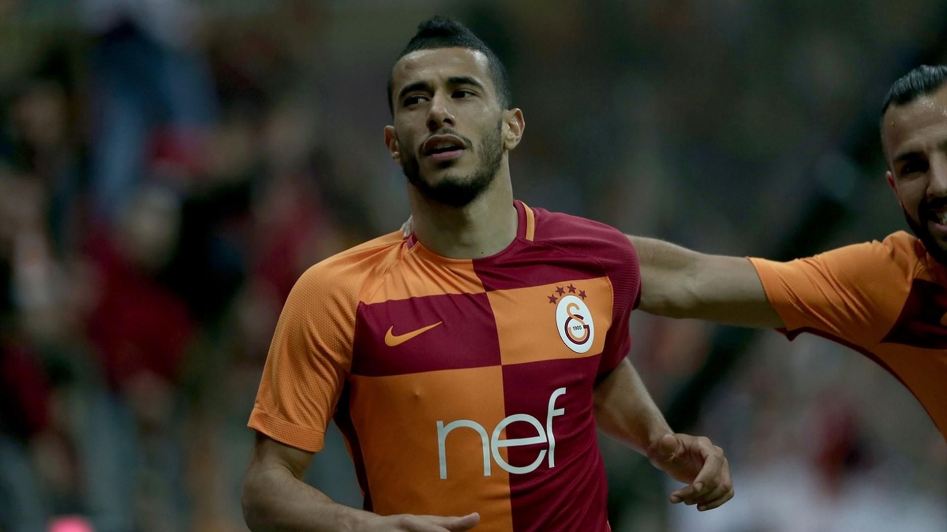 Younes Belhanda Galatasaray 1292017
