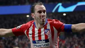 Diego Godin Atletico Madrid 2018-19