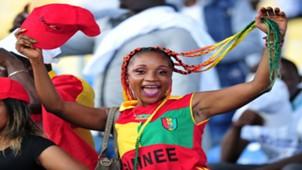 Guinean fan