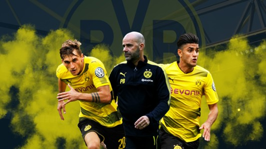 GFX Borussia Dortmund Check