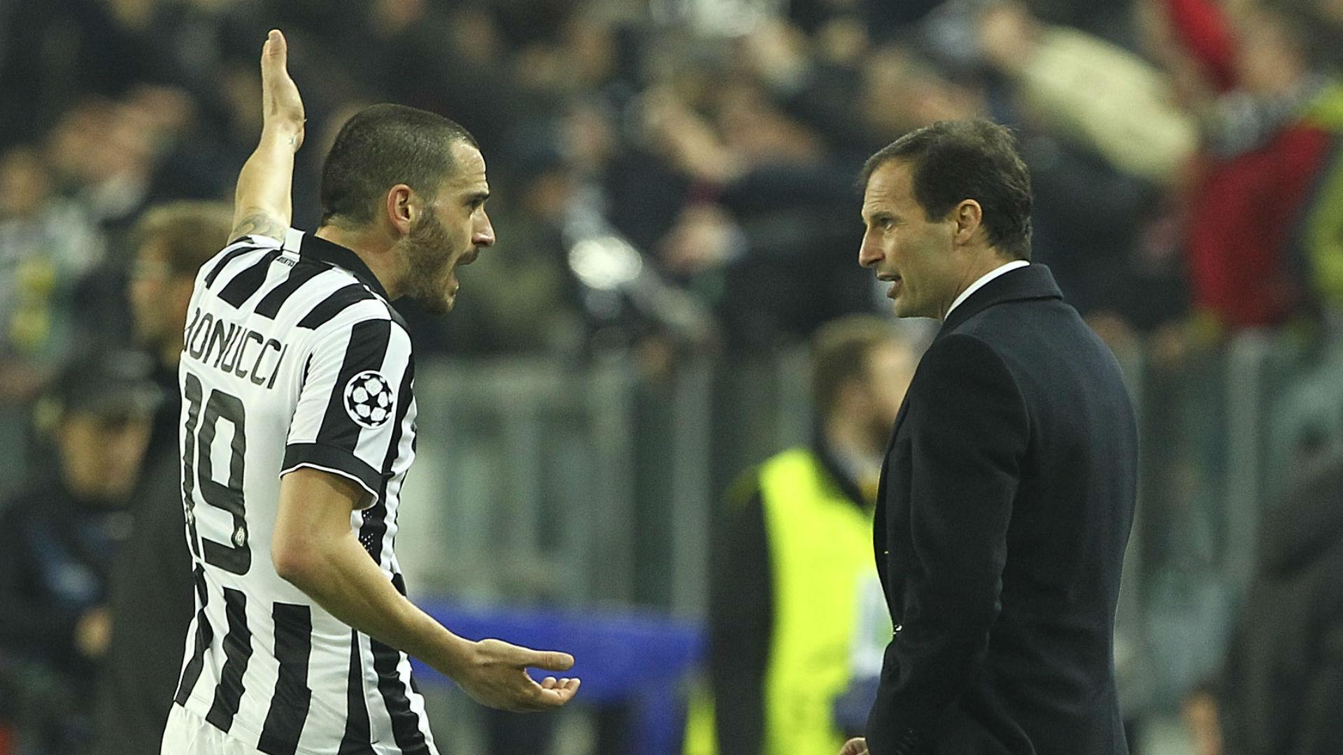 Juventus, Bonucci spiega i motivi dell'addio: