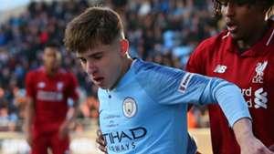 Ben Knight Manchester City 2018-19