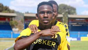 Maron Tangauzi of Tusker.
