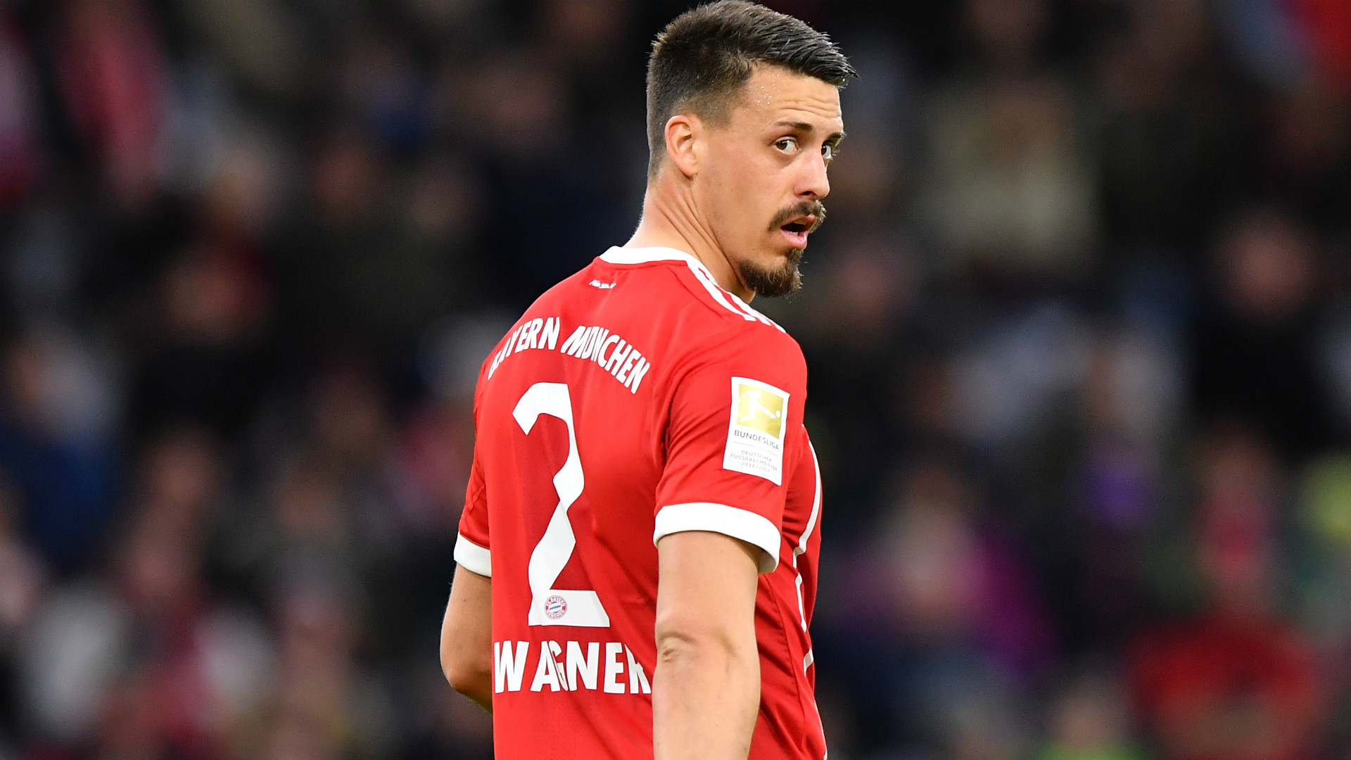 Sandro Wagner FC Bayern 09012018