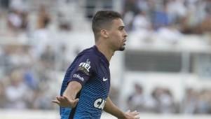 Léo Santos - Corinthians (Daniel Augusto Jr./Agência Corinthians)