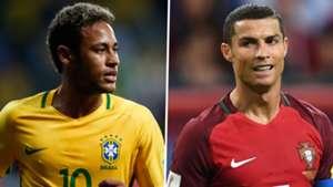 """Rivaldo : """"Ce serait merveilleux pour Ronaldo d'avoir Neymar à ses côtés"""""""