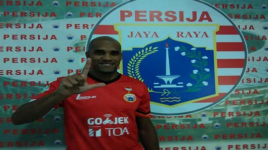 Reinaldo Elias da Costa - Persija Jakarta