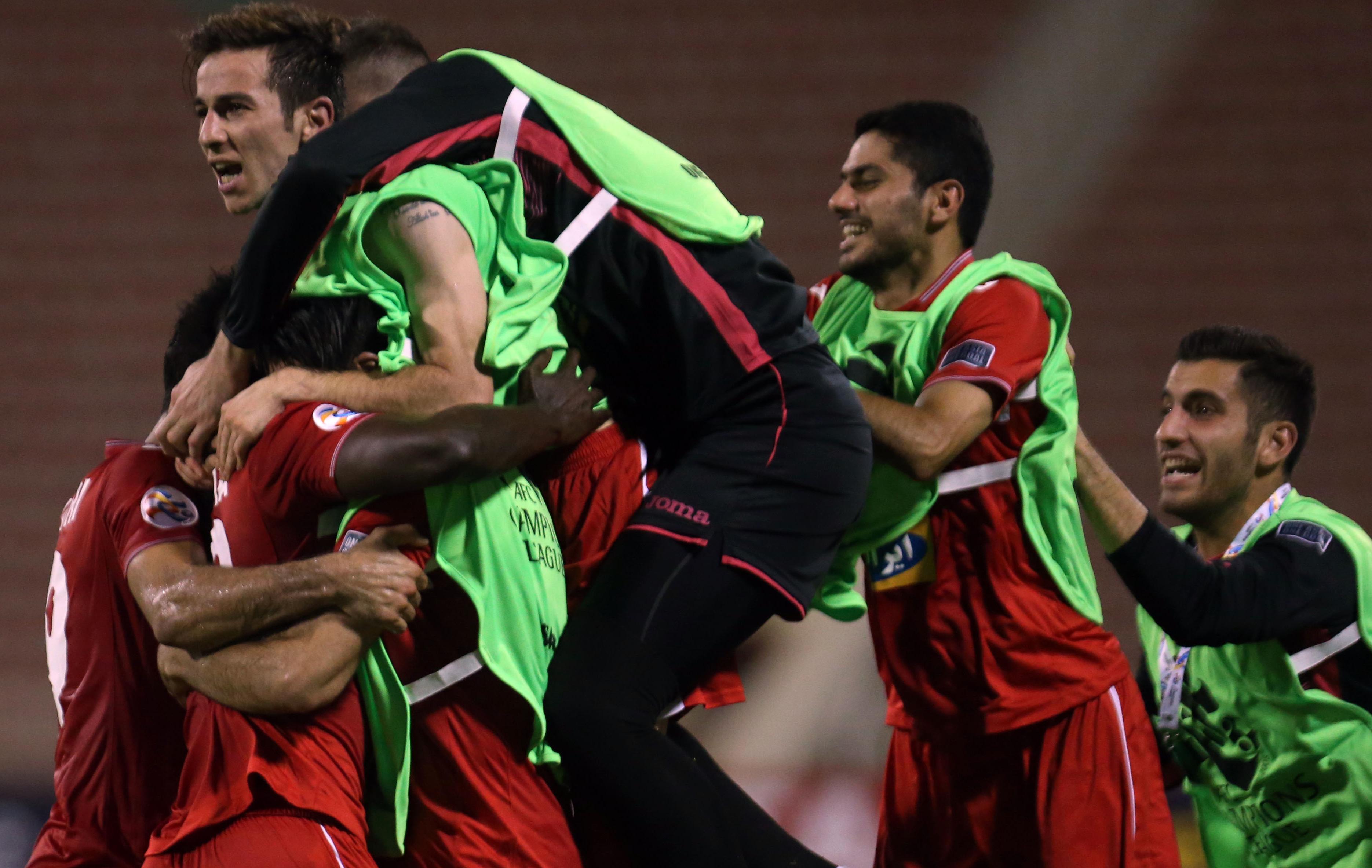 Persepolis vs Al Ahli