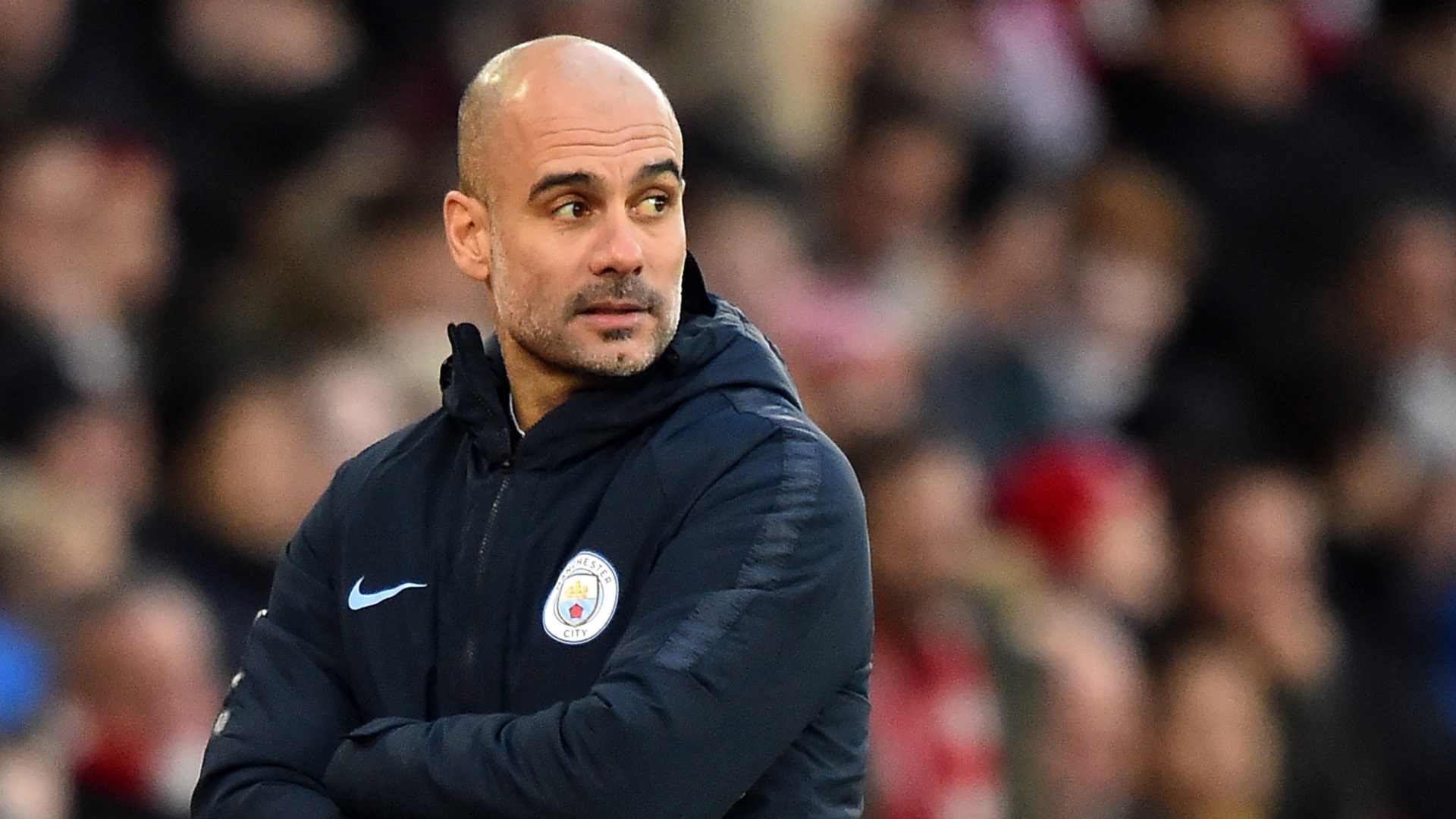 2018-12-31 Guardiola Manchester City