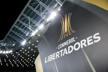 Imagem do logo da Copa Conmebol Libertadores