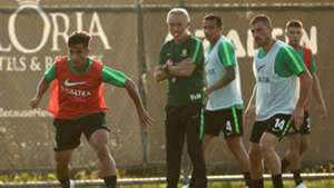 Daniel Arzani Socceroos 2018