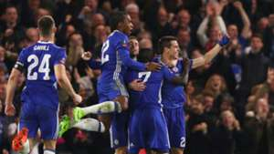Chelsea Manchester United N'Golo Kante